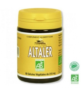 Altaler Bio, 60 gélules - Abeille forestière