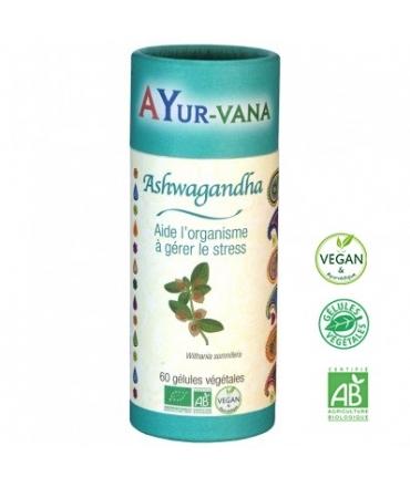 Ashwagandha Bio -Ayur-vana