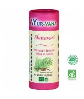 Shatavari Bio, gelules -  Ayur-vana