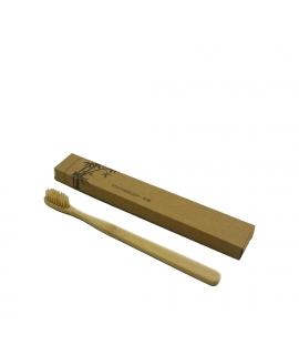 Brosse a Dents en Bambou Naturel