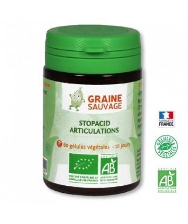 Stopacid Articulations, 60 gellules - Graine Sauvage