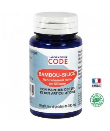 Bambou Silice laboratoire Code