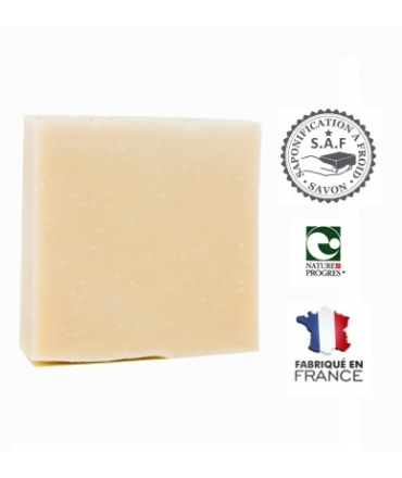 Shampoing Solide - Riz Petit Grain