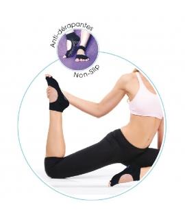chaussettes Yoga